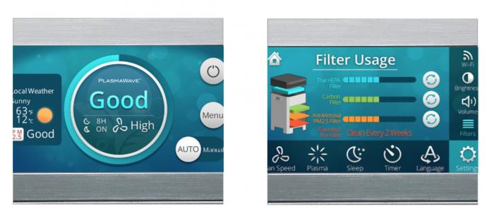 JBM Office Systems air purifiers for offcies