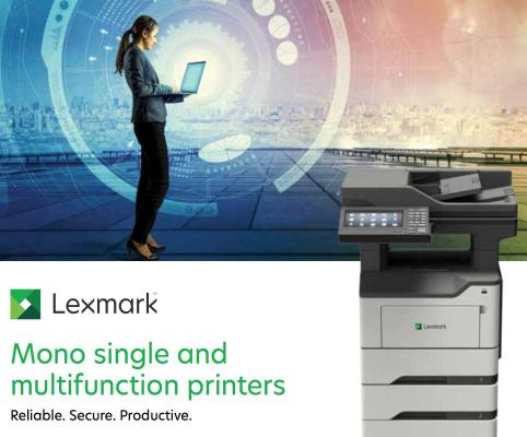 Lexmark gets sassy with new printer models