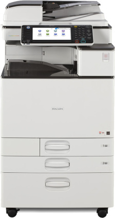 JBM Office Systems - MP C2503